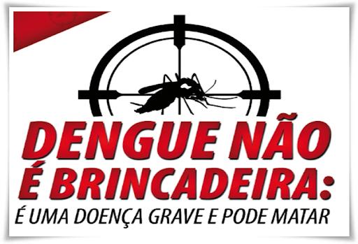 Atenção com a dengue deve ser sempre redobrada